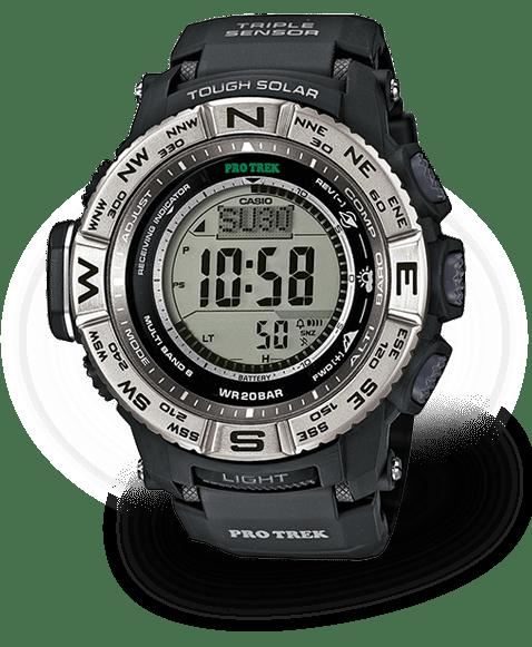 CASIO PRO TREK PRW-3500-1ER