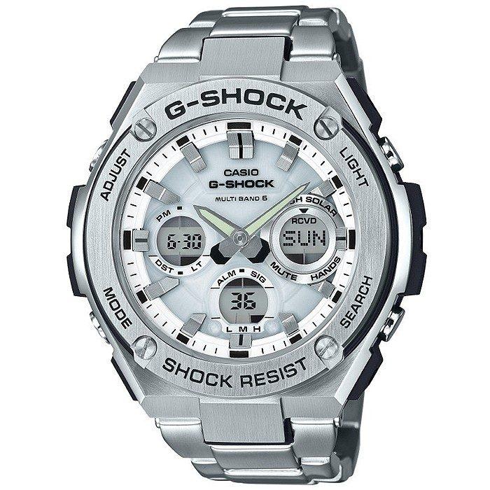CASIO G-SHOCK WAVE CEPTOR SOLAR GST-W110D-7AER
