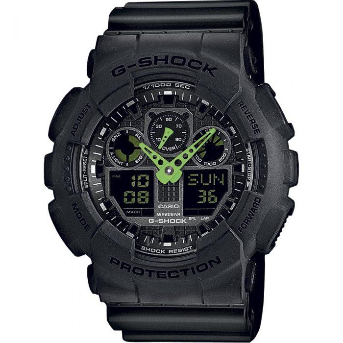 CASIO G-SHOCK GA-100C-1A3