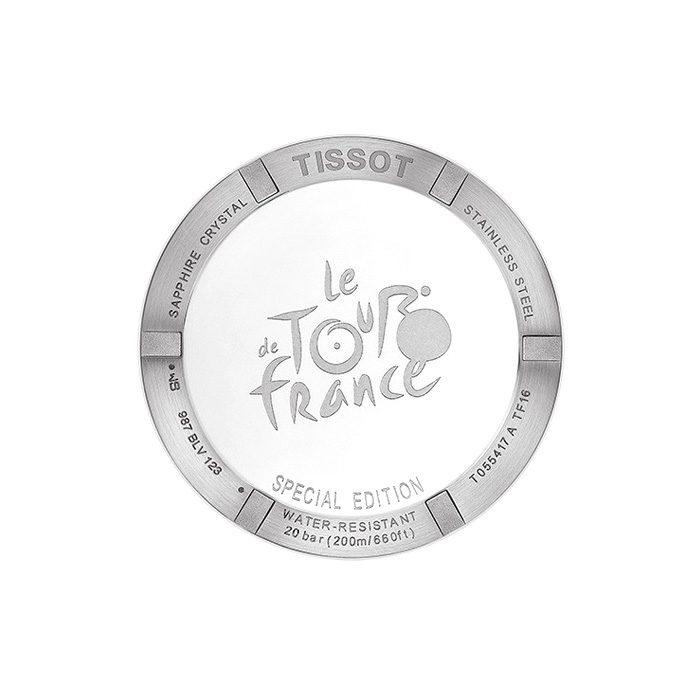TISSOT T055.417.17.057.01 PRC 200 TOUR DE FRANCE 2016