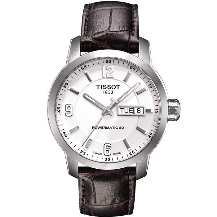 TISSOT T055.430.16.017.00 (Powermatic 80)