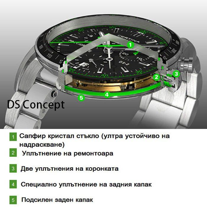 CERTINA C033.407.22.031.00 (Powermatic 80)