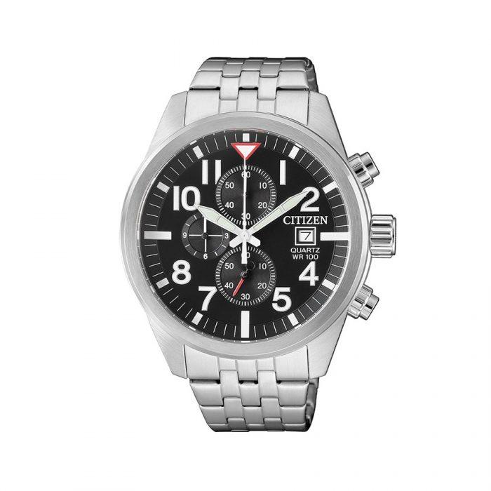 CITIZEN Men's Quartz Stainless Steel Casual Watch AN3620-51E