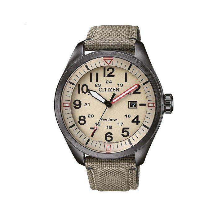 CITIZEN Eco-Drive Men's Watch AW5005-12X