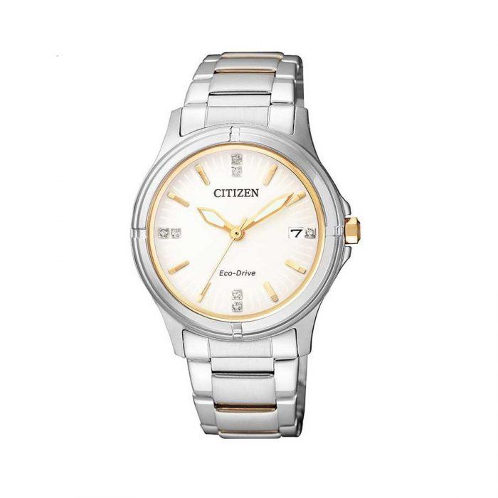 CITIZEN Elegant Women's Watch FE6054-54A