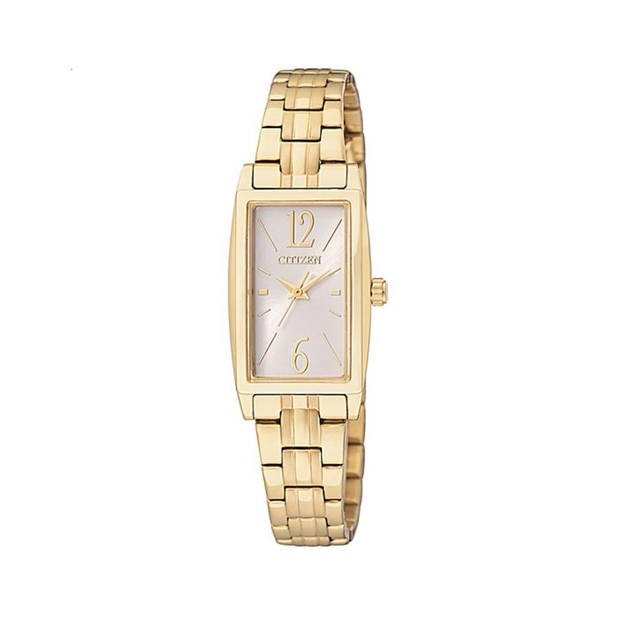 CITIZEN Gold Toned Quartz Ladies Watch EX0302-51A