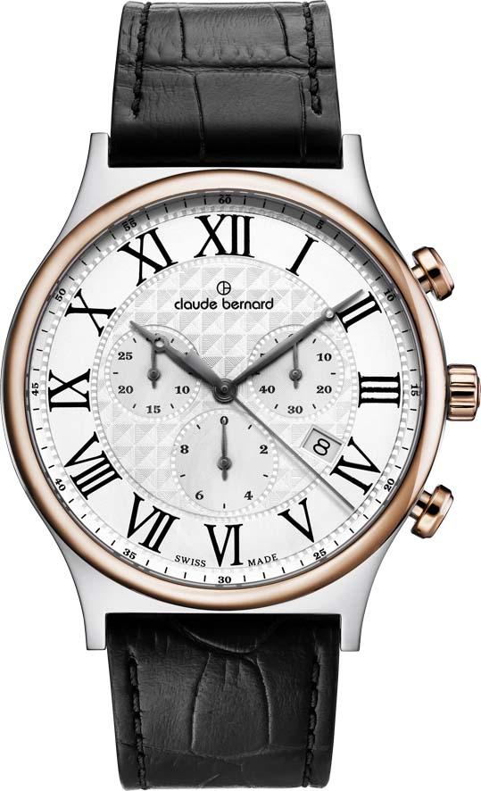 Claude Bernard-Classic Chrono-10217 357R AR