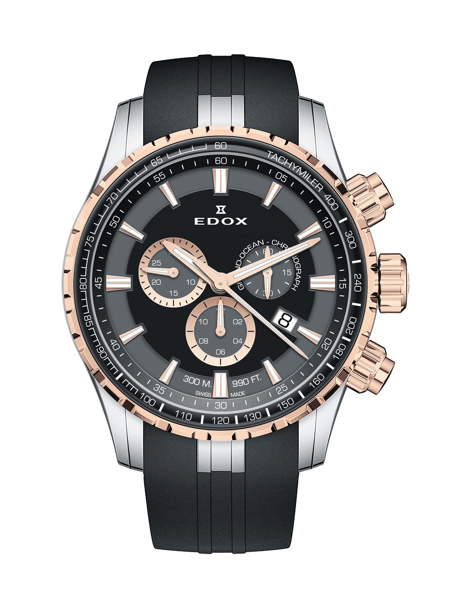 EDOX-Grand Ocean Chrono-10226 357RCA NIR