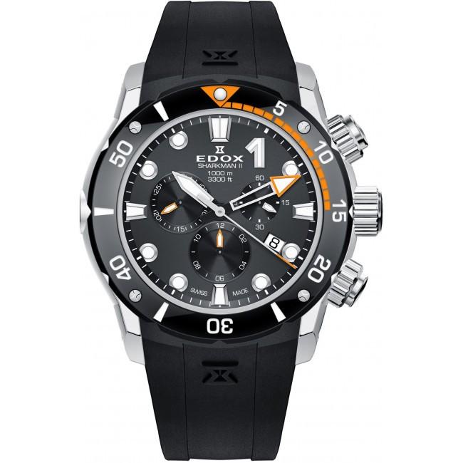 EDOX-Class-1 Sharkman II Limited Edition - 10234 3O NIN