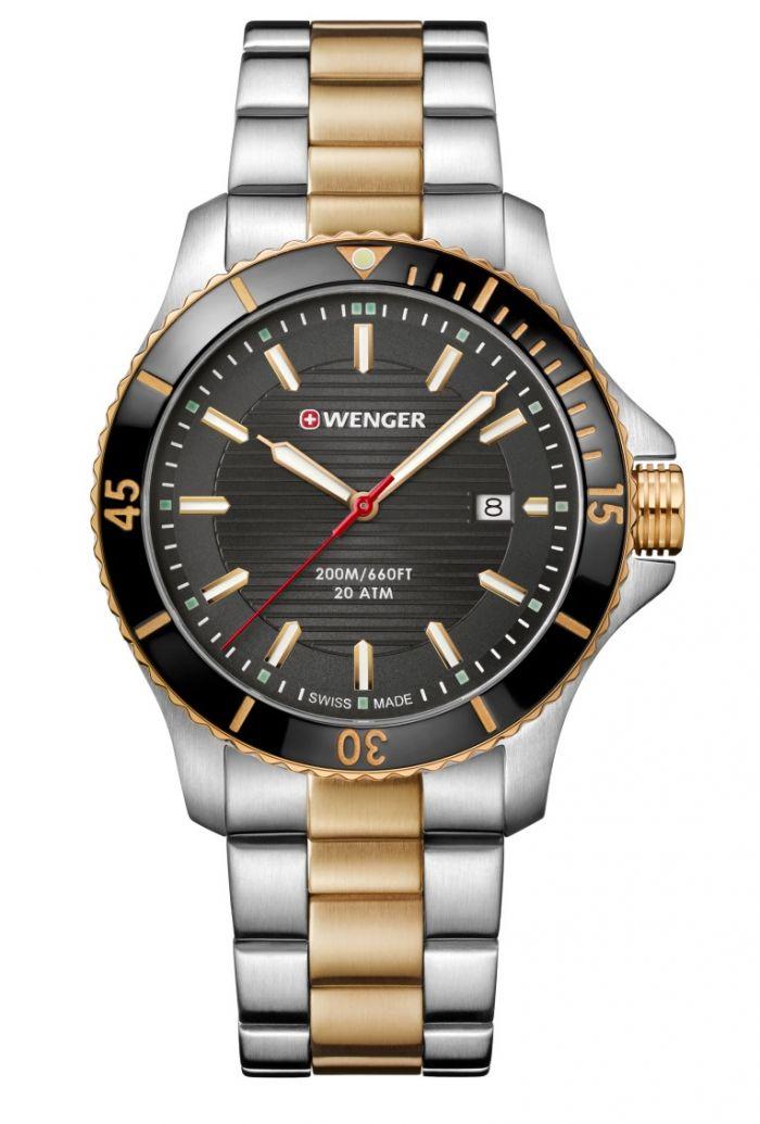 Мъжки часовник WENGER 01.0641.127