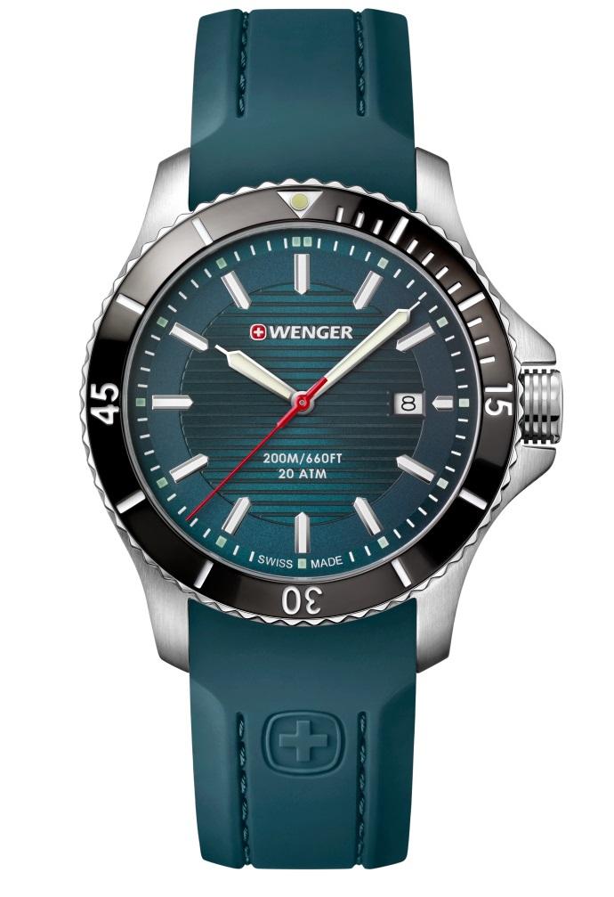 Мъжки часовник WENGER 01.0641.128