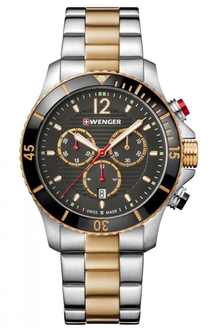Мъжки часовник WENGER 01.0643.113
