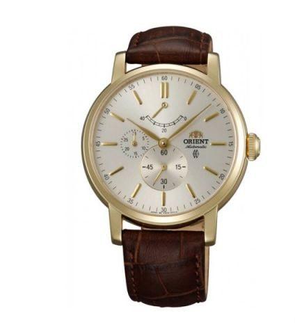 Мъжки часовник ORIENT FEZ09002S LEATHER